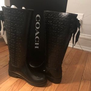 Signature Coach rainboot